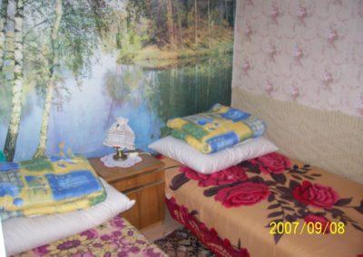 Sikondai apartman - Földszinti 3 ágyas szoba