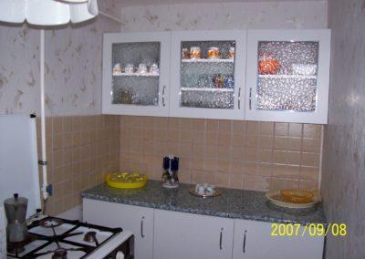 Sikondai apartman - Konyha