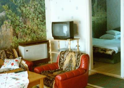 Sikondai apartman - Emeleti nappali